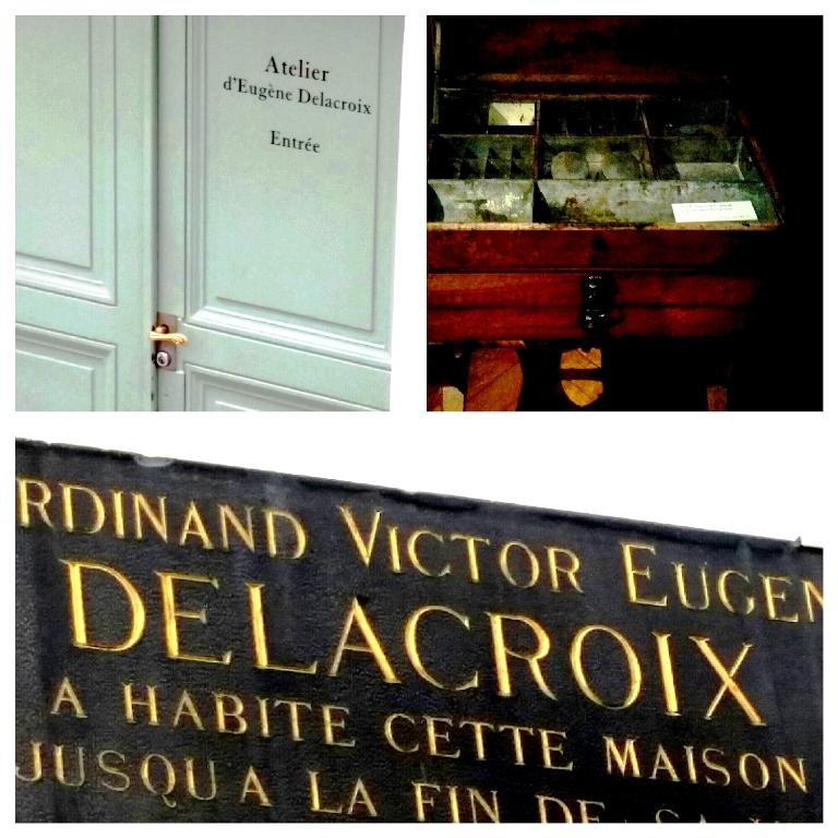 מוזיאון דלקרואה בפאריס