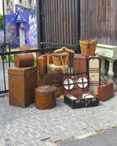 איריס עשת כהן, שוק פריס, פריז, ענתיקות, שוק עתיקות, מציאות אירופה