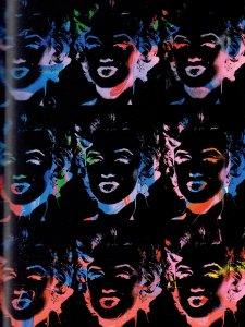 מרילין מונרו תערוכת אומנות אנדי וורהול איריס עשת כהן ארט בלוג בלוג אמנות